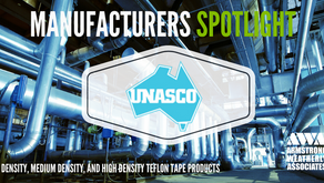 Manufacturer's Spotlight - Unasco Tapes