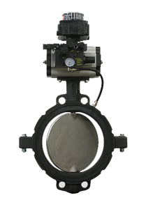 Posi-flate butterfly valves
