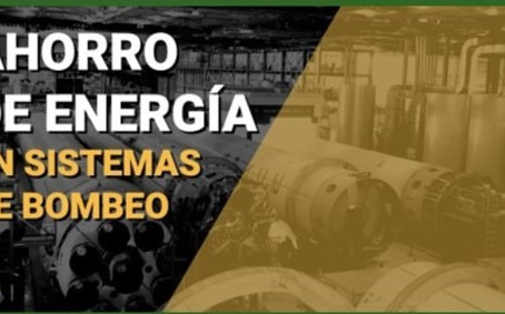EFICIENCIA ENERGÉTICA EN SISTEMAS DE BOMBEO