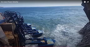 Mareomotriz Gibraltar video ecowavepower