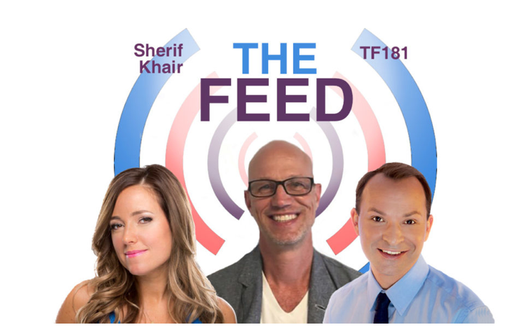 Podcast Feature on The Feed