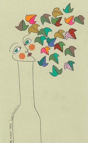 """""""The Maple Tree"""" PRINT"""