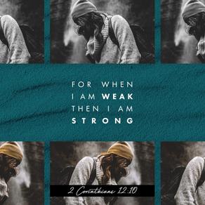 Winning in Weakness