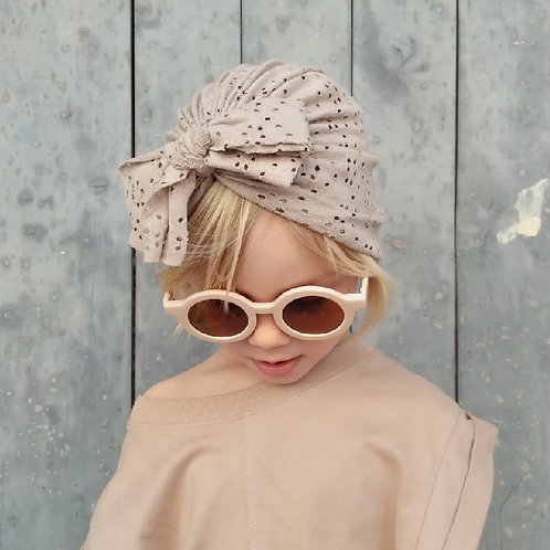NEW: Broderie Turban (personalizable)
