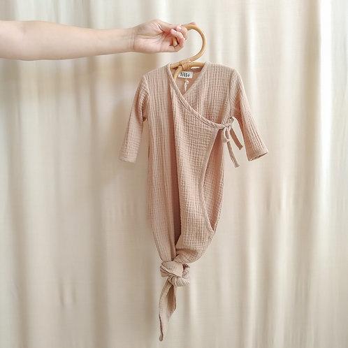 Kimono gown orgánico