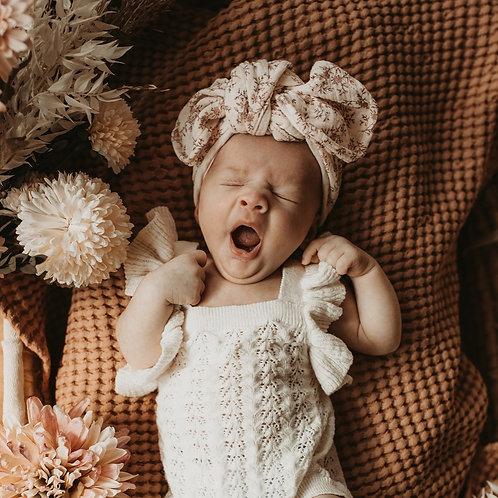 Petite Fleur: Headwrap