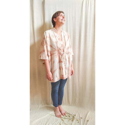 Kimono Shibori (pieza única)