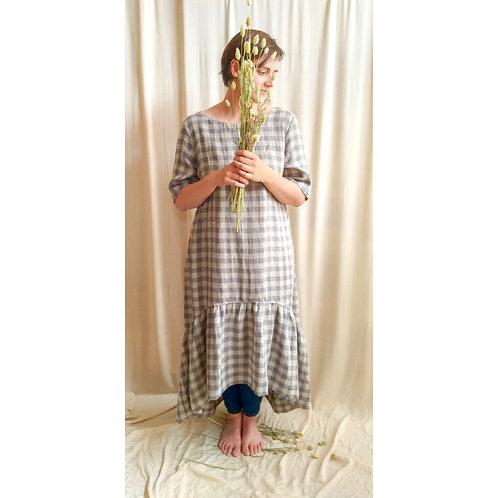 Vestido Jude de lino