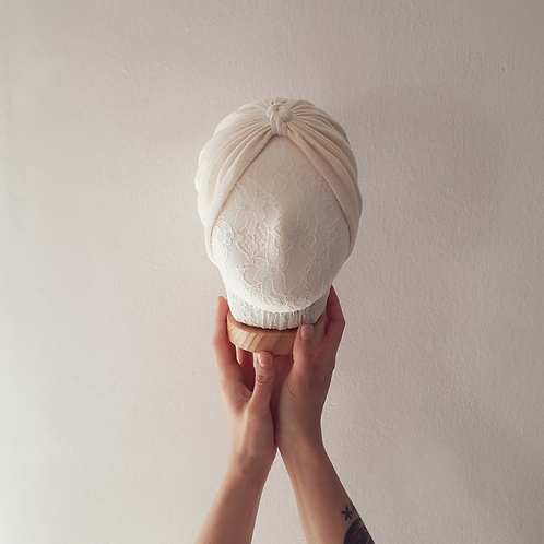 Organic Nina turban