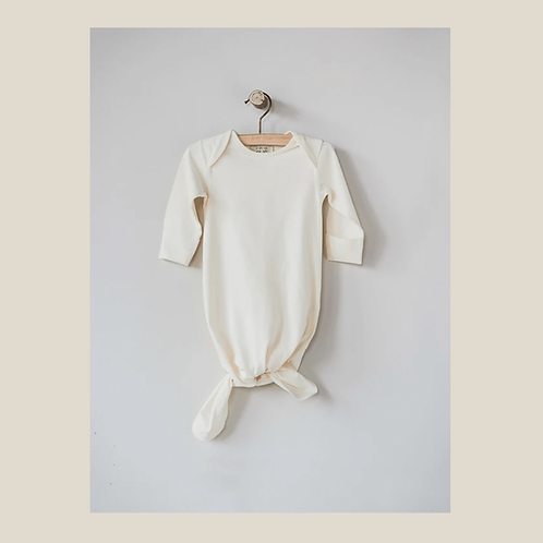Organic gown cotton