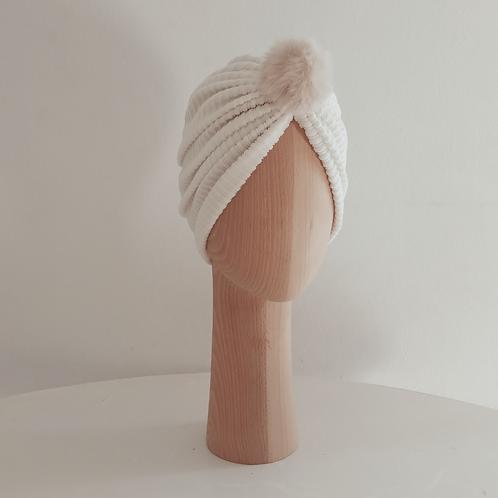PANA  Pompom Turban ( + colours)