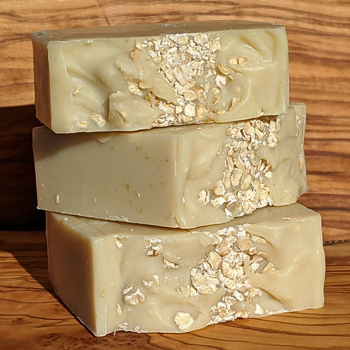 Oat + Goat Milk Bar