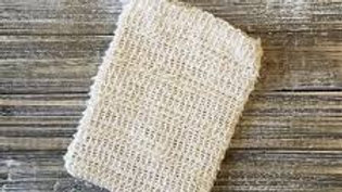 Sisal Soap Saver and Scrubby
