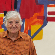 Abstract Artist Etel Adnan