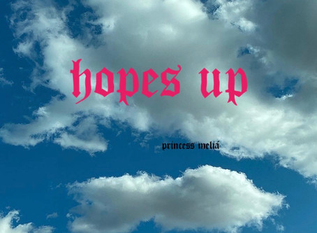 """Hopes up"""