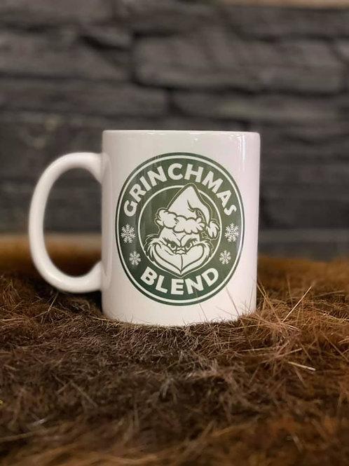 Grinchmas Mug