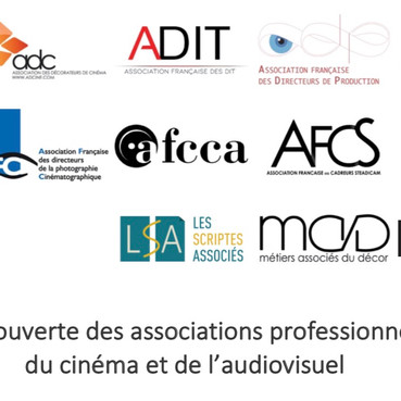 Lettre ouverte des associations professionnelles du cinéma au ministre de la Culture