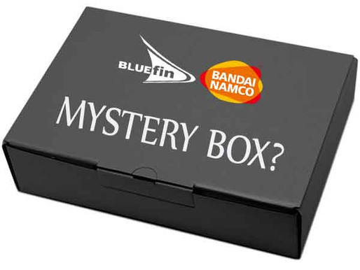 "Bluefin launches ""Mystery Boxes"" containing Gunpla and other media below cost"