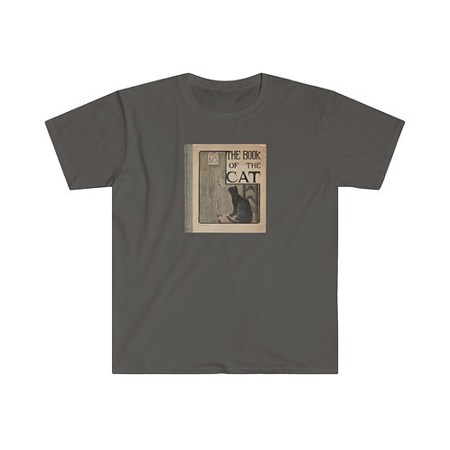 The Book of the Cat - Unisex Softstyle T-Shirt
