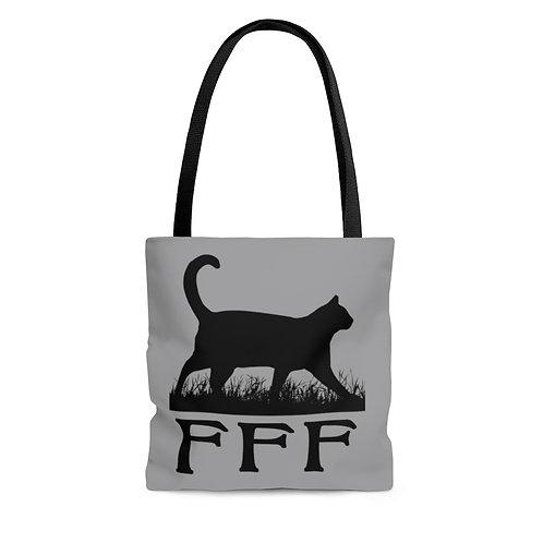 FFF Tote Bag - Grey