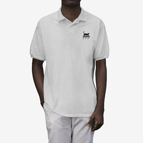 FFF Initials Logo Men's Polo Shirt