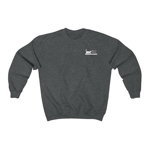 FFF Logo  - Unisex Heavy Blend™ Crewneck Sweatshirt