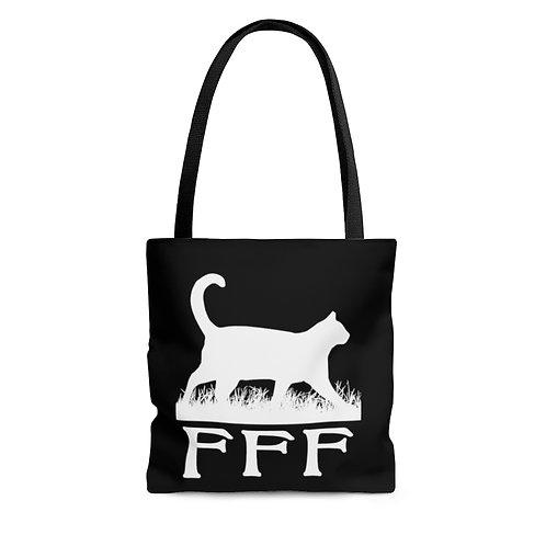 FFF Tote Bag - Black