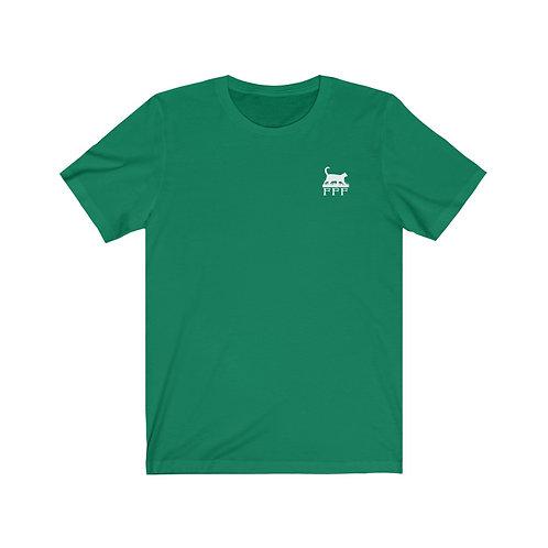 FFF Initials Logo - Unisex Jersey Short Sleeve Tee