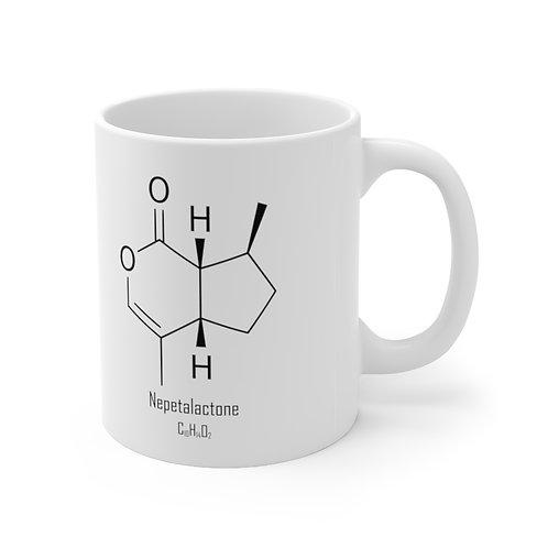 Nepetalactone Ceramic Mug 11oz