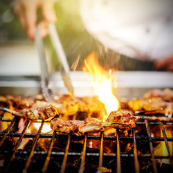 BUILD YOUR OWN BBQ