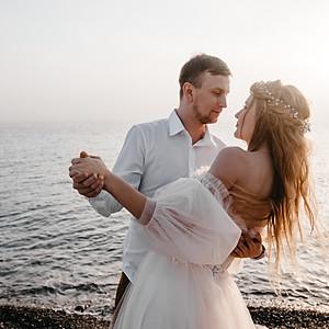 """Свадьба """"Для Двоих"""". Дмитрий и Кристина."""