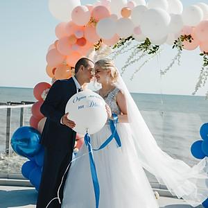 Свадьба. Евгений и Настя. #Однамечтанадвоих
