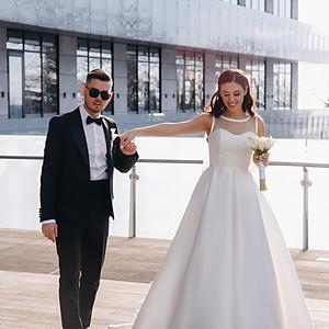Свадьба. Сергей и Камила.