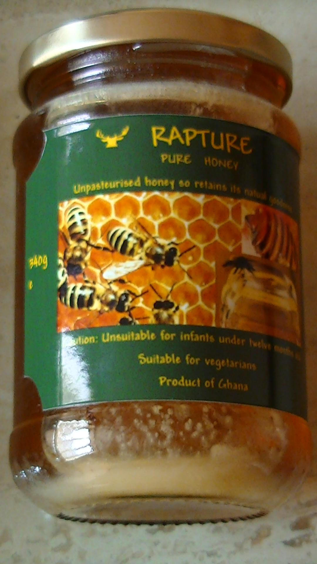 Asantewaa honey