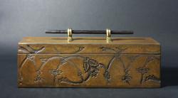 Courty_-_boîte_à_pinceaux_sigillée_bronze_et_fer_forgé