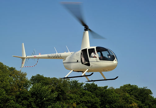 R44 Helicopter Aerial Photograpy