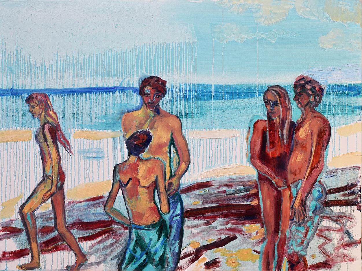 Rihanna's beach