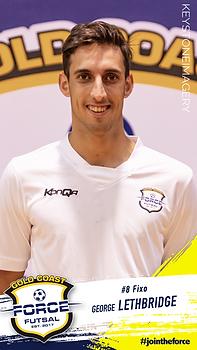 George Lethbridge Gold Coast Force Futsal
