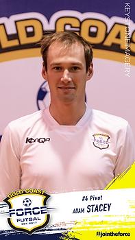 Adam Stacey Gold Coast Force Futsal