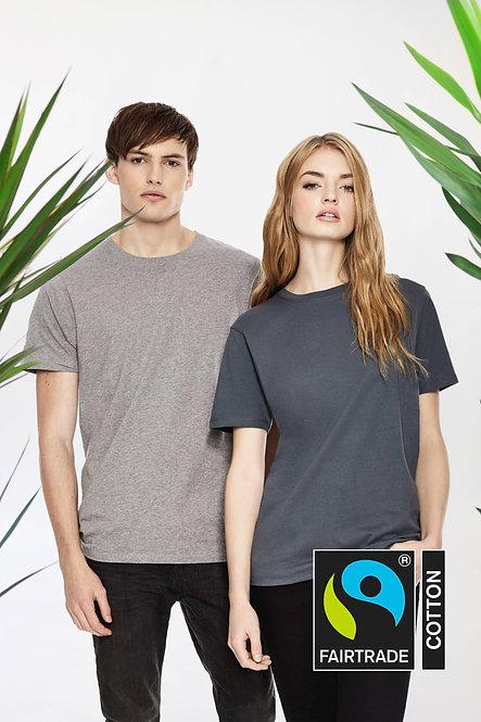 LYTD Unisex T-Shirt aus 100% Fairtrade Bio Baumwolle
