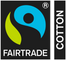 Fairtrade Logo des TransFair e.V.