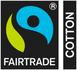 Fairtrade Logo des TransFair e.V.