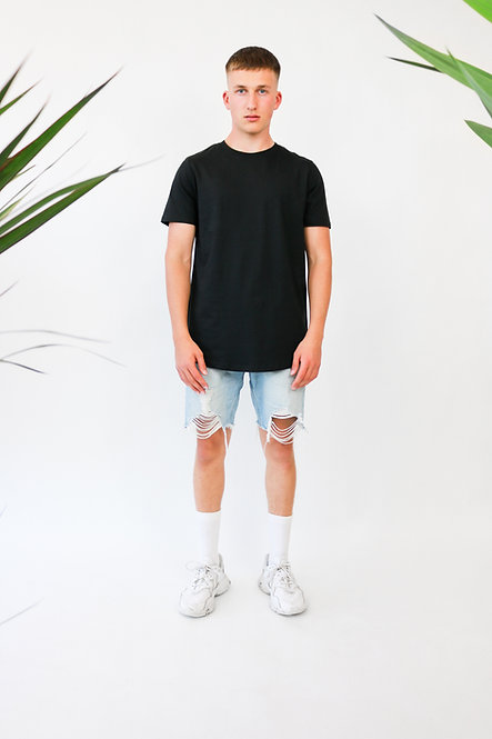 LYTD Boys ÖkoTex & FairWear Long T-Shirt mit extra langem Schnitt