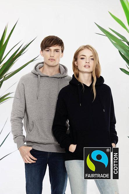 LYTD Unisex Hoodie aus 100% Fairtrade Bio Baumwolle mit Tasche