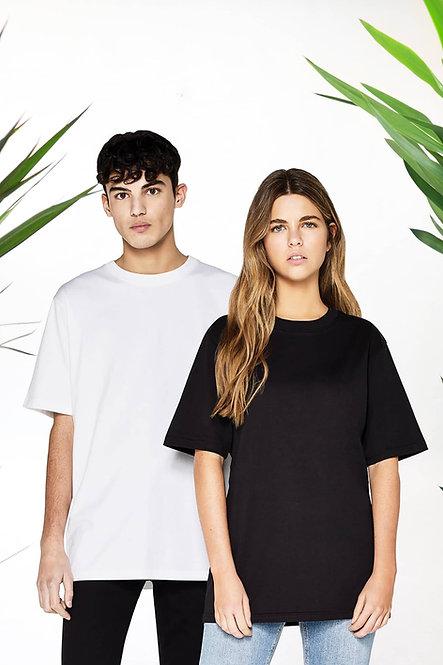 LYTD x Bruder1und2 Heavy Oversized T-Shirt aus 100% Bio Baumwolle