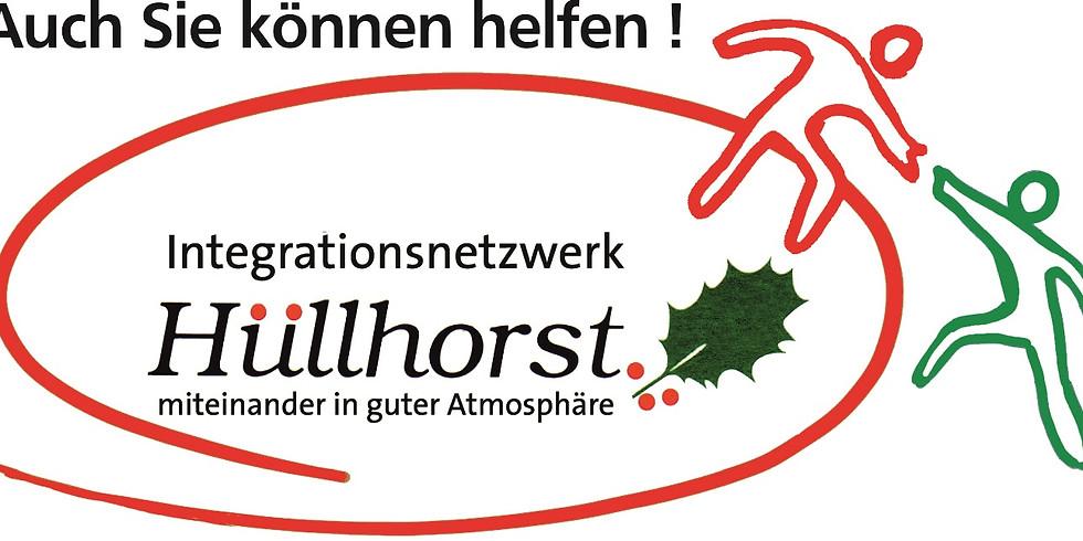 Weihnachtsfeier des Integrationsnetzwerks-Hüllhorst