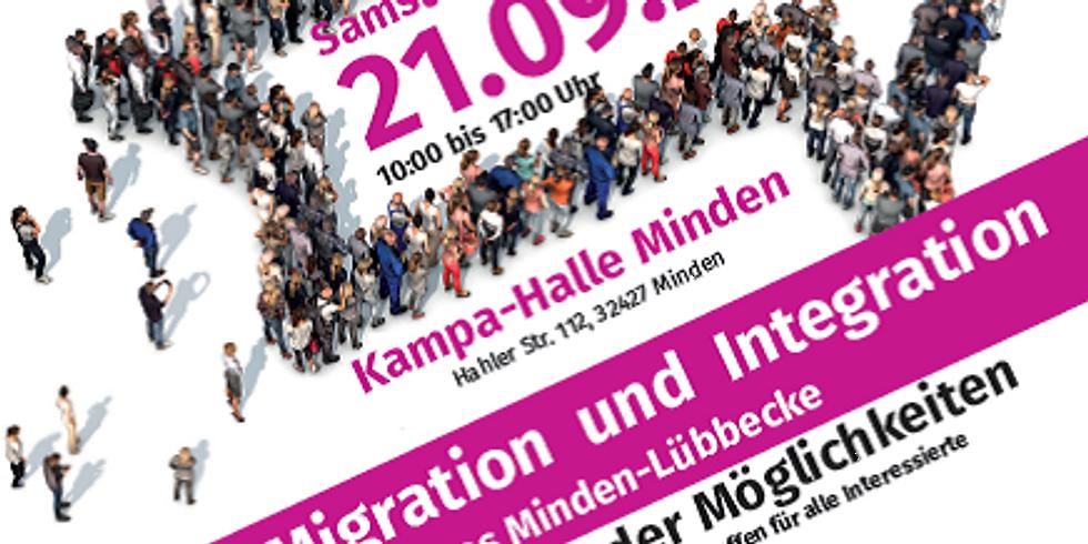 """""""Vorankommen im Mühlenkreis"""" - Fachtag Migration und Integration des Kreises Minden-Lübbecke"""