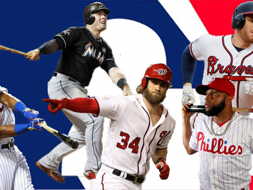 MLB review: the National League East division so far