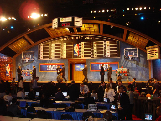 The NBA's draft lottery explained