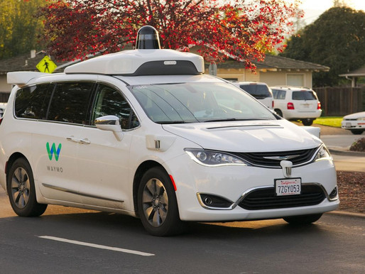 Driverless cars could be a key to fixing climate change